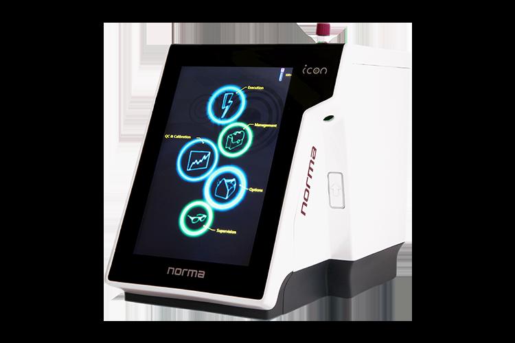 Norma Icon 3 instrumentti