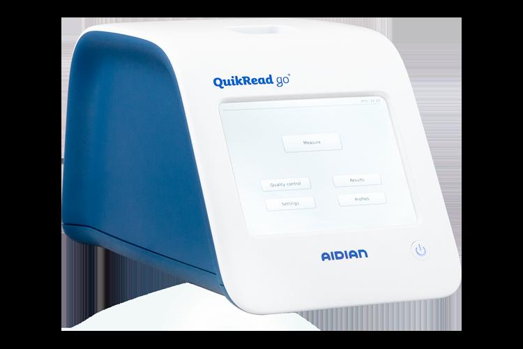 QuikRead go Instrumentti