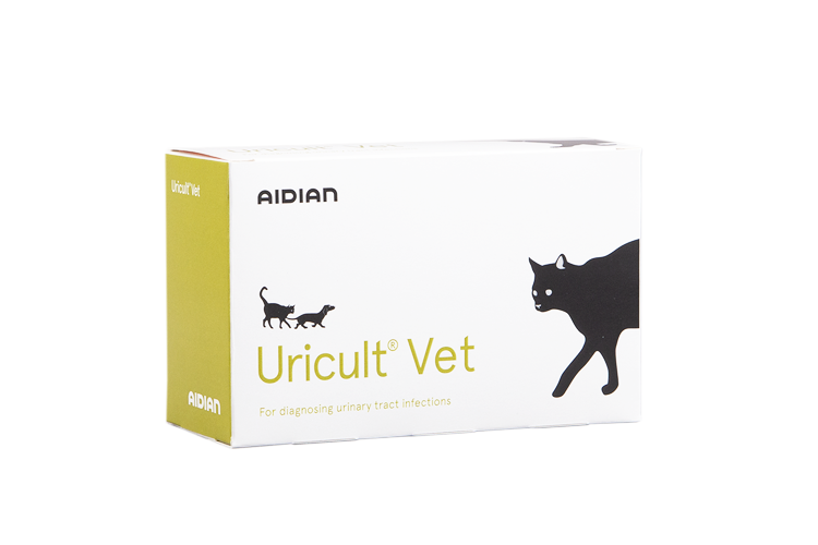 Uricult Vet kit box