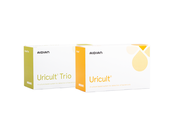 Uricult and Uricult Trio